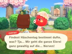 Ottfried reicht's