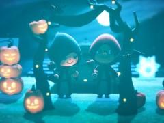 Sternxx und Oerbsii jetzt schon im Halloween Wahn ?