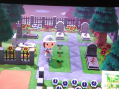 Friedhof von Miroh